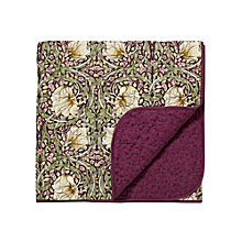 Buy Morris & Co Pimpernel Bedspread Online at johnlewis.com