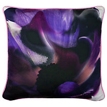 Buy Ted Baker Cosmic Cushion, Purple Online at johnlewis.com