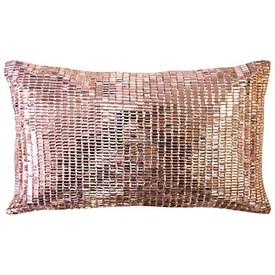 Ted Baker Jet Cushion, Rose Gold