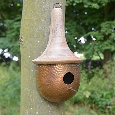 Foras 'The Colby House' Bird Nester