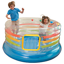 Buy Intex Jumpolene Ring Bouncer Online at johnlewis.com