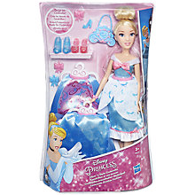 Buy Disney Princess Layer 'N' Style Fashion Doll, Assorted Online at johnlewis.com