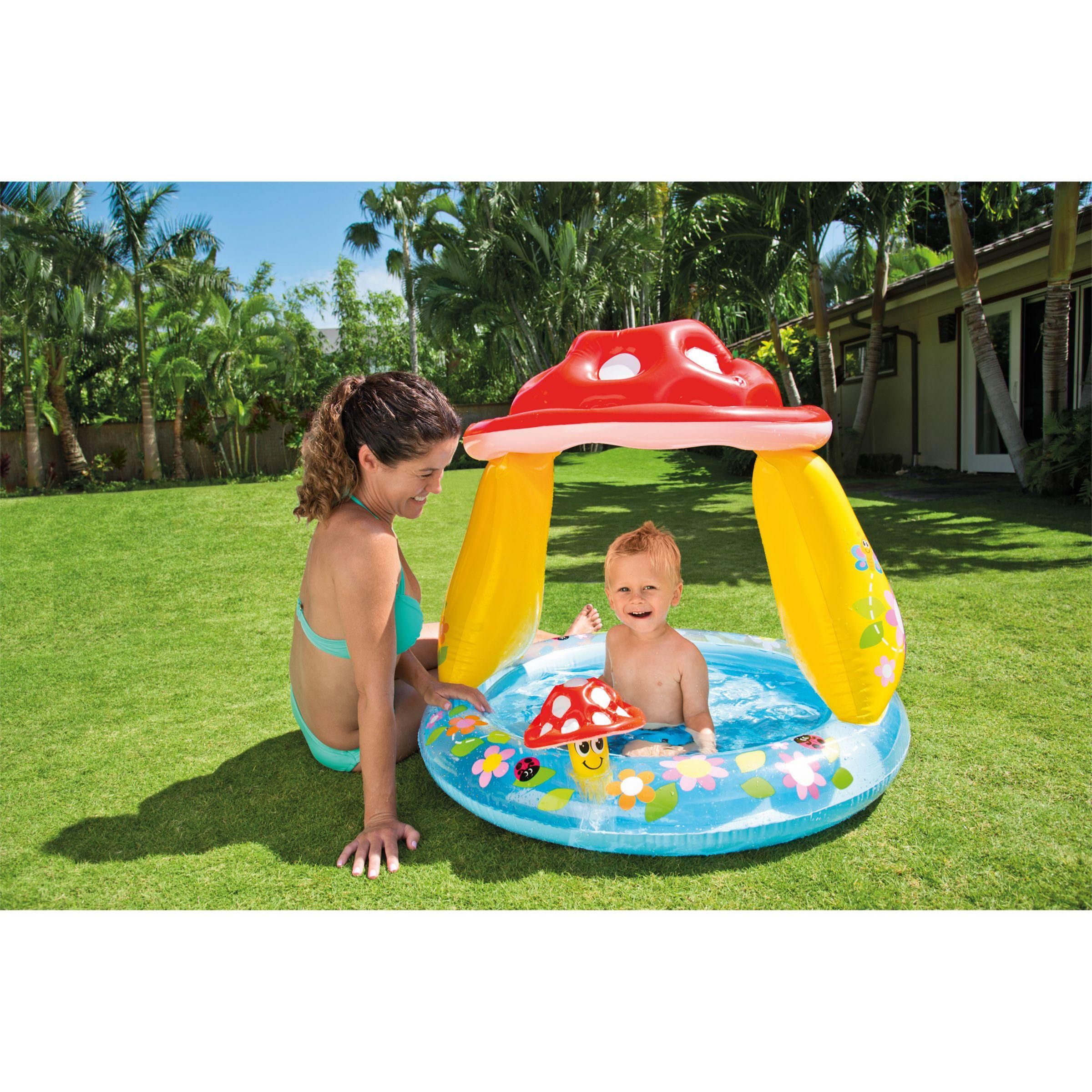 Intex Intex Mushroom Baby Pool