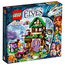 Buy LEGO Elves The Starlight Inn Online at johnlewis.com
