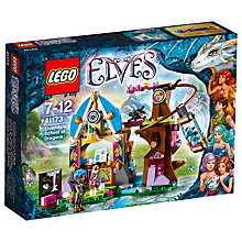 Buy LEGO Elves Elvendale School of Dragons Online at johnlewis.com