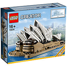 Buy LEGO Creator Sydney Opera House Online at johnlewis.com