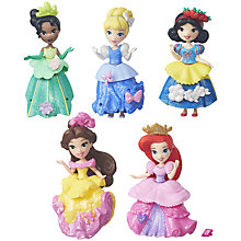 Buy Disney Princesses 5 Doll Royal Sparkle Collection Online at johnlewis.com