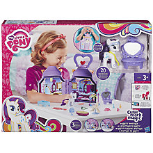 Buy My Little Pony Rarity Booktique Playset Online at johnlewis.com