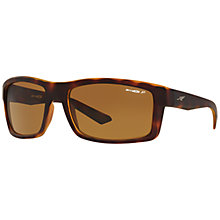 Buy Arnette AN4216 Corner Man Polarised Rectangular Sunglasses Online at johnlewis.com