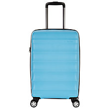 Buy Antler Juno B1 4-Wheel 56cm Cabin Suitcase Online at johnlewis.com