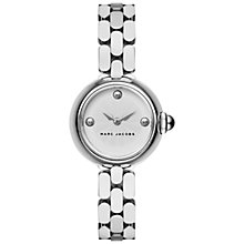 Buy Marc Jacobs Women's Courtney Link Bracelet Strap Watch Online at johnlewis.com