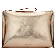 Buy Jigsaw Medium Clutch Online at johnlewis.com