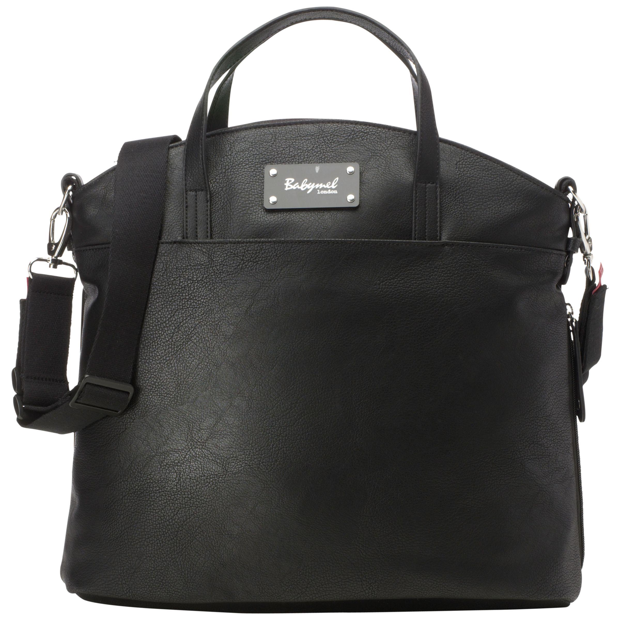 Babymel Babymel Grace Changing Bag, Black