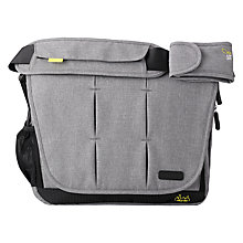 Buy BabaBing! DayTripper City Deluxe 2016 Changing Bag, Grey Online at johnlewis.com