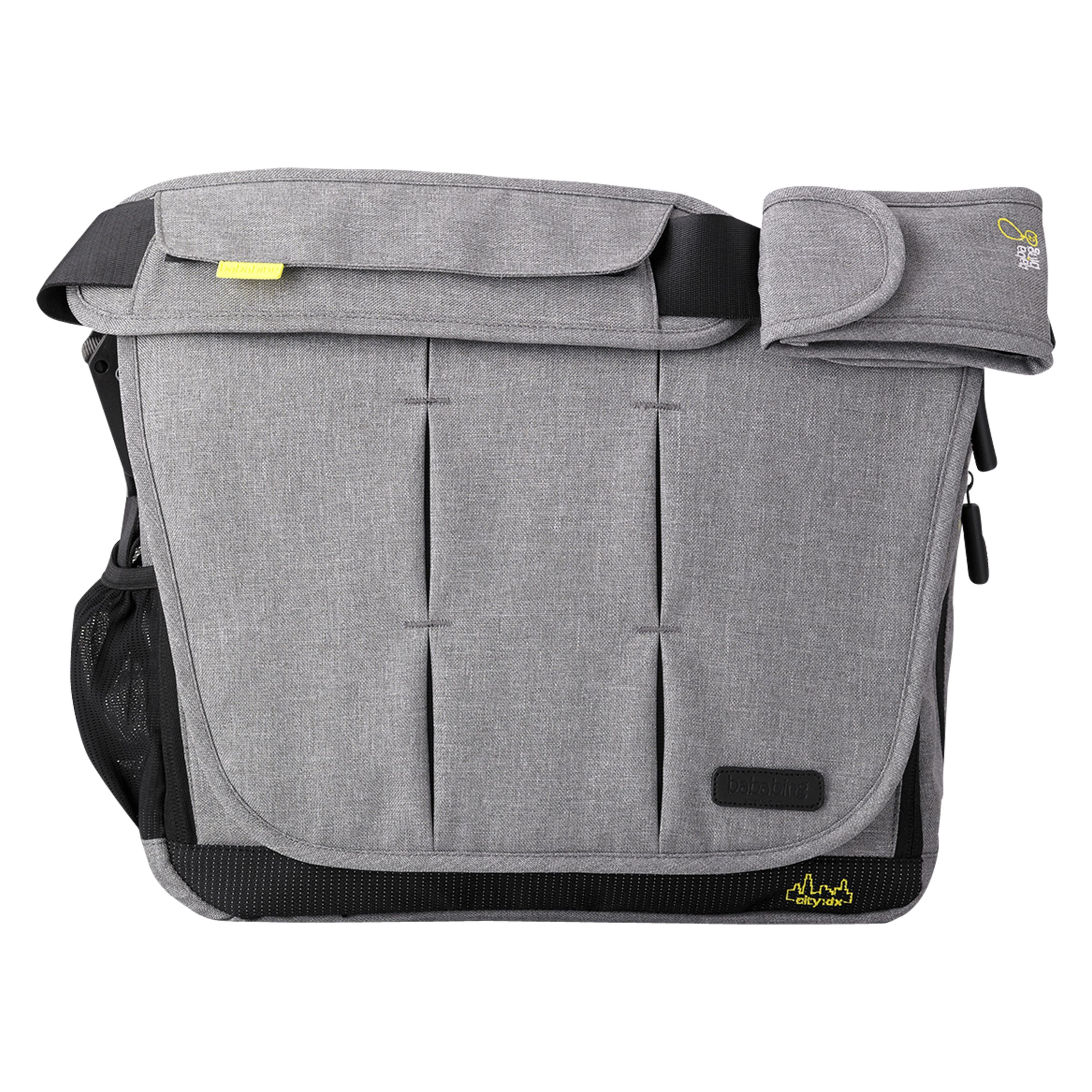BabaBing Bababing DayTripper City Deluxe 2016 Changing Bag, Grey