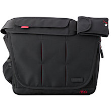 Buy Bababing DayTripper City Deluxe 2016 Changing Bag, City Black Online at johnlewis.com