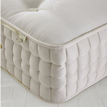 Buy John Lewis Natural Collection Goat Angora 14000 Pocket Spring Zip Link Mattress, Super King Size Online at johnlewis.com