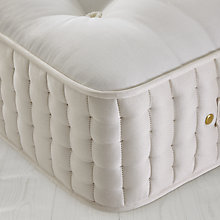 Buy John Lewis Natural Collection Silk 16000 Pocket Spring Mattress, Super King Size Online at johnlewis.com