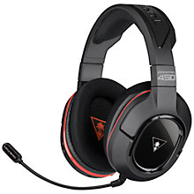 Buy Turtle Beach Ear Force Stealth 420 EU Wireless Gaming Headset for Desktop PC Online at johnlewis.com