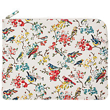 "Buy Cath Kidston Blossom Bird Sleeve for 13"" Laptops Online at johnlewis.com"