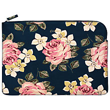 "Buy Cath Kidston Richmond Rose Sleeve for 13"" Laptops Online at johnlewis.com"