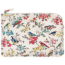 Buy Cath Kidston Blossom Bird Slim Tablet Case, Large Online at johnlewis.com