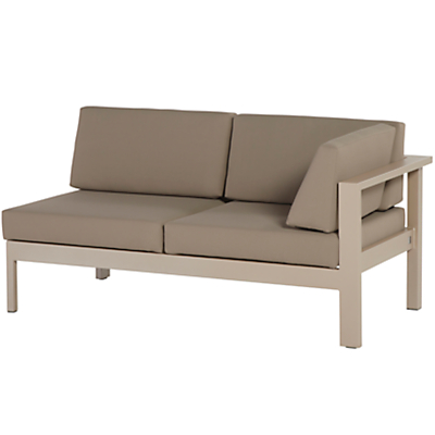 4 Seasons Outdoor Cosmo Modular 2-Seater Left Arm Sofa