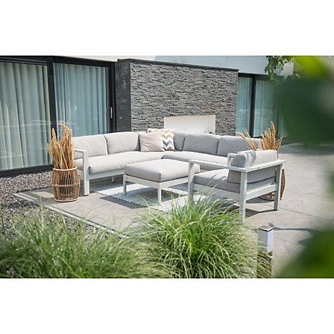 Buy 4 Seasons Outdoor Galaxy 3 Seat Garden Sofa With Arms