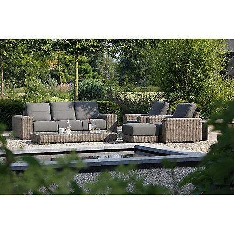 Buy 4 Seasons Outdoor Kingston 3 Seater Garden Bench