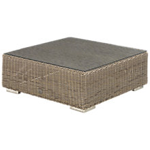 Buy 4 Seasons Outdoor Kingston Square Coffee Table Online at johnlewis.com