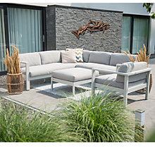 Buy 4 Seasons Outdoor Galaxy Living Chair with Cushion Online at johnlewis.com
