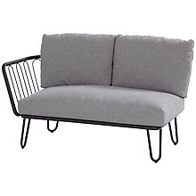 Buy 4 Seasons Outdoor Premium 2-Seat Right Arm Sofa Online at johnlewis.com
