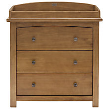 Buy Silver Cross Ashby Dresser, Warm Light Walnut Online at johnlewis.com