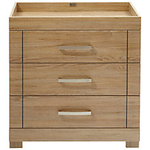 Buy Silver Cross Portobello Dresser, Warm Oak Online at johnlewis.com