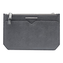 Buy Mango Double Compartment Across Body Handbag Online at johnlewis.com