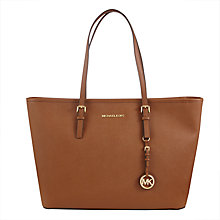 Buy MICHAEL Michael Kors Jet Set Travel Tote Online at johnlewis.com