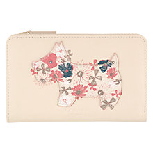 Buy Radley Hippy Dog Medium Leather Zip Purse Online at johnlewis.com