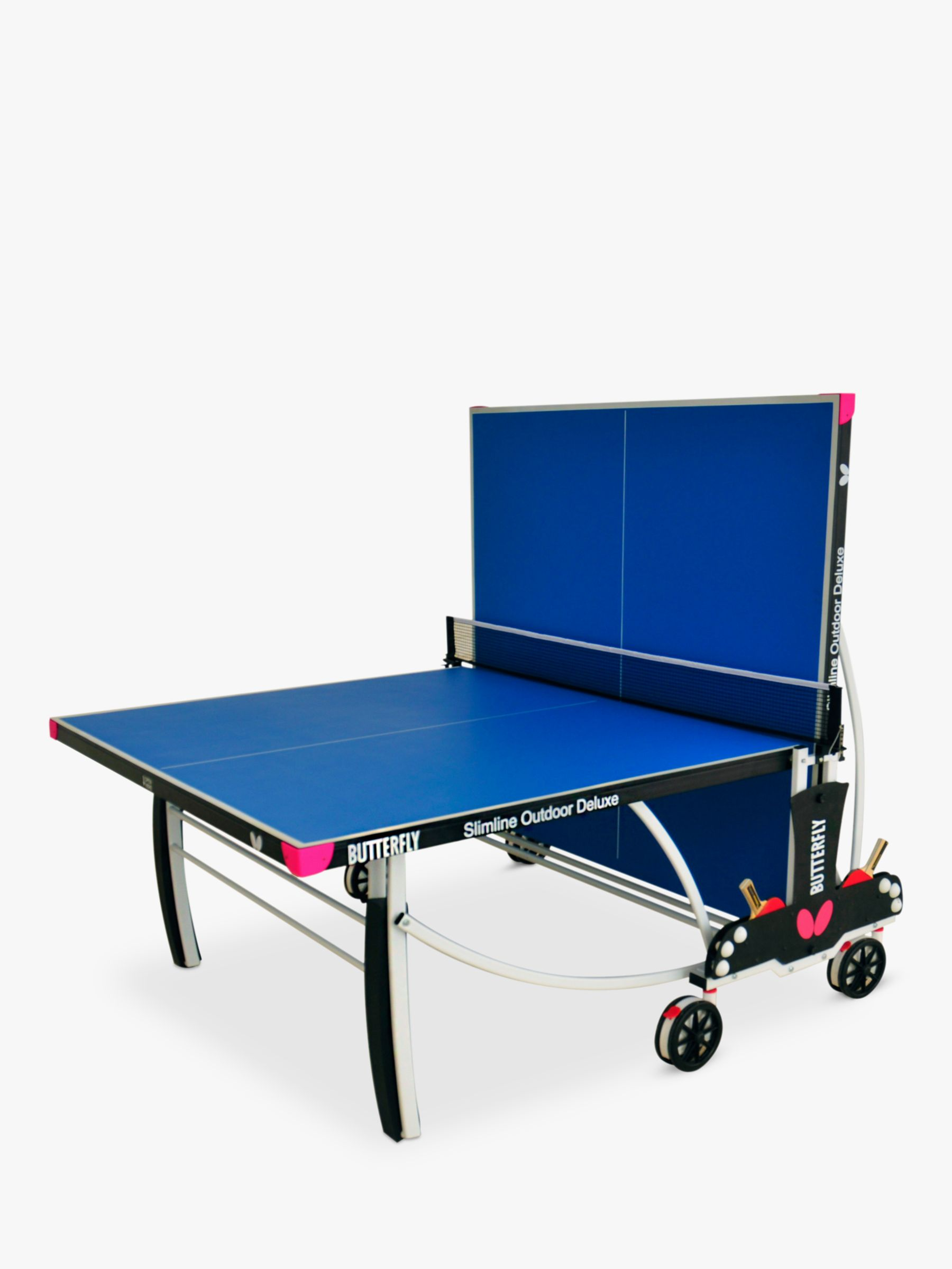 Butterfly Butterfly Slimline Deluxe Outdoor Table Tennis Table