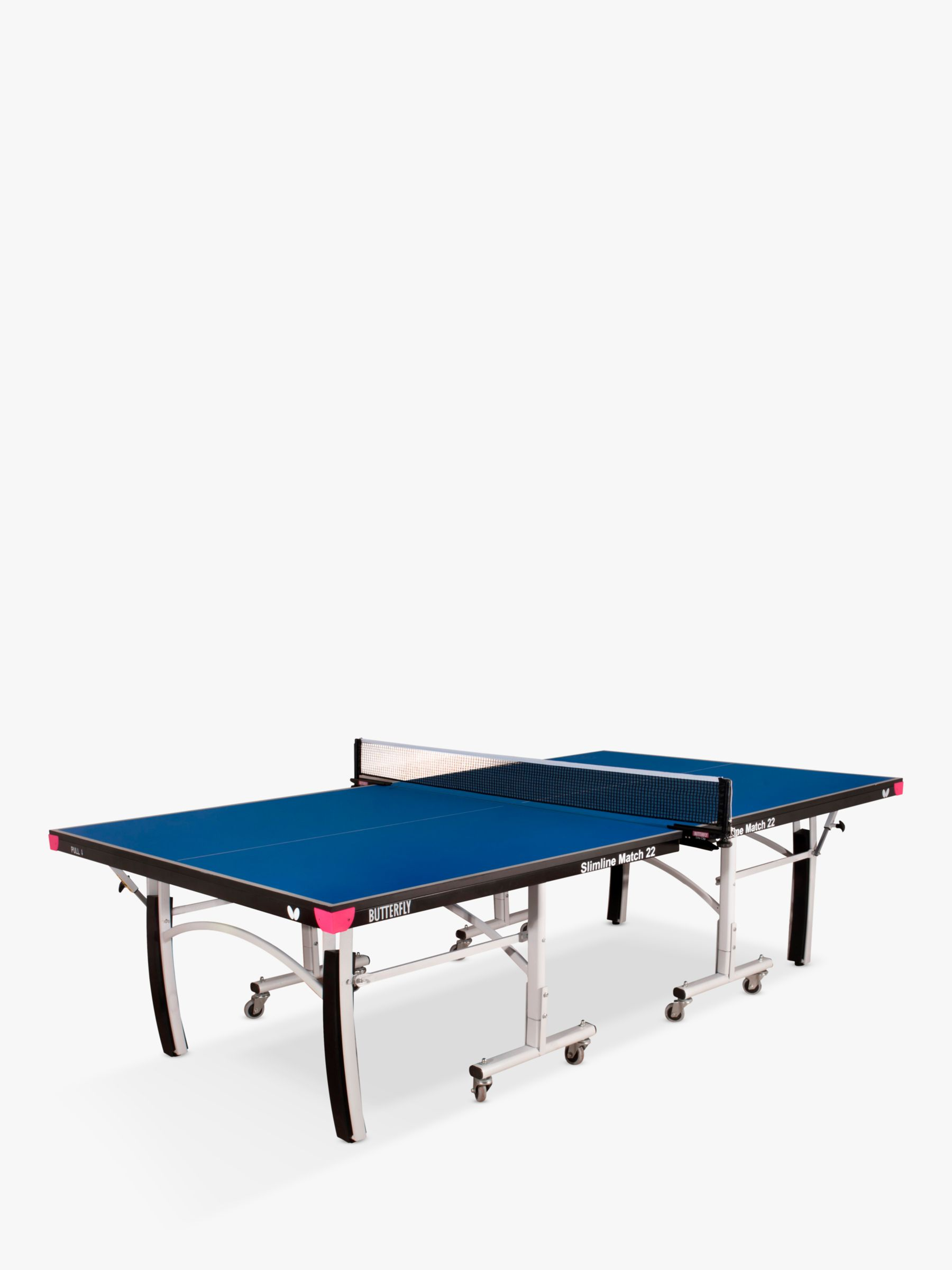 Butterfly Butterfly Slimline Match 22 Indoor Table Tennis Table