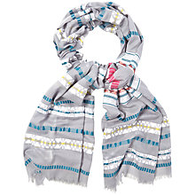 Buy White Stuff Spring Eagle Aztec Scarf, Multi Online at johnlewis.com