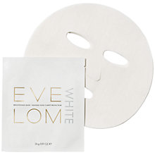 Buy Eve Lom White Brightening Masks Online at johnlewis.com