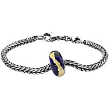 Buy Trollbeads New Beginnings Italian Glass Charm Bracelet Online at johnlewis.com