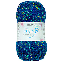 Buy Sirdar Amalfi DK Yarn, 50g Online at johnlewis.com