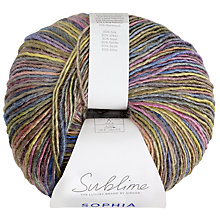 Buy Sirdar Sublime Sophia DK Yarn, 50g Online at johnlewis.com