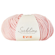 Buy Sublime Evie Aran Yarn, 50g Online at johnlewis.com
