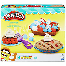 Buy Play-Doh Playful Pies Set Online at johnlewis.com
