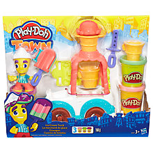 Buy Play-Doh Town Ice Cream Truck Online at johnlewis.com
