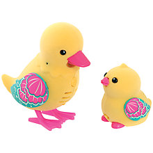 Buy Little Live Pets Duck & Baby, Assorted Online at johnlewis.com