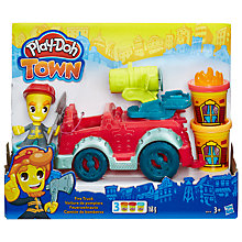 Buy Play-Doh Town Fire Truck Online at johnlewis.com