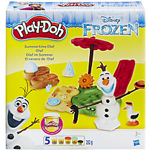 Buy Play-Doh Disney Frozen Summertime Olaf Online at johnlewis.com